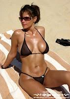 Patty in a Malibu Strings bikini in Cabo, Mexico pictures gallery