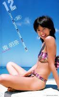 Sexy Japanese Bikini Models on New Calendar 2008 photos gallery