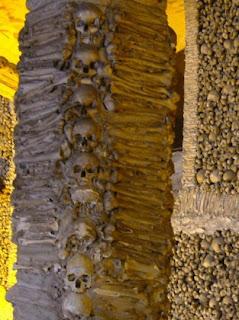 Chapels of Bones Evora's Chapel