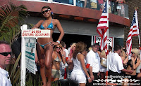 Daly in A Swirl Beach Bikini in Hermosa Beach Part III images gallery