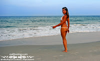 Courtney in a Tiny Bottom MS Bikini in Pointe Vedra Beach, Florida images gallery