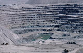 Chuquicamata copper mine - Chile pictures gallery