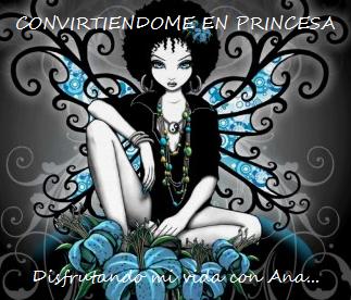 Convirtiendome en princesa