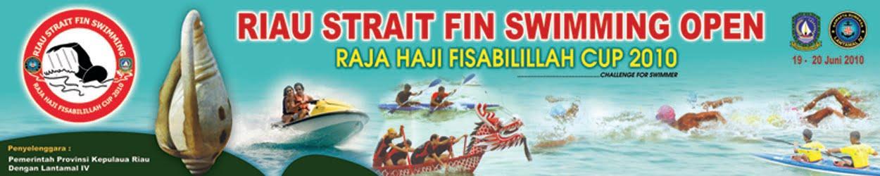 Banner Lomba Renang Cdr