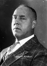 GREGOR STRASSER