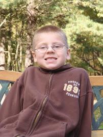 Travis James, age 6