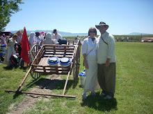 Pioneer Trek in Wyoming