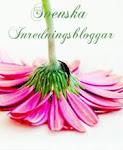 Jag är med i svenska inredningsbloggar