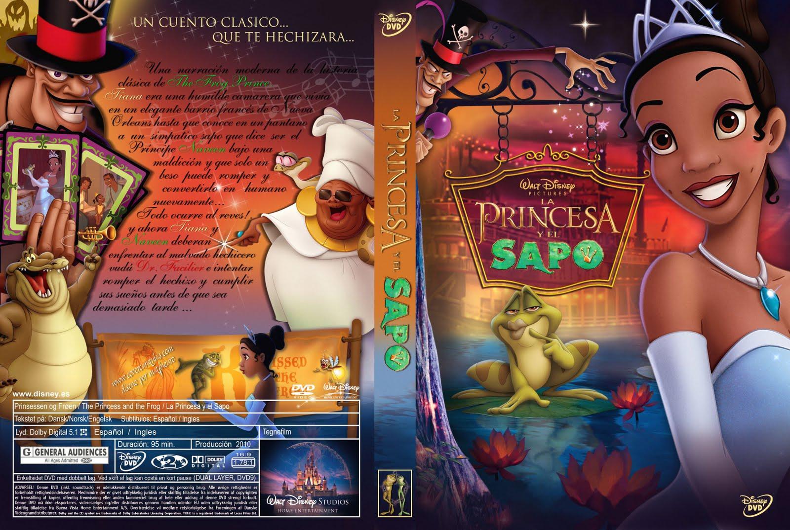 Solo dvds 03 abr 2010 - Sapos y princesas valencia ...
