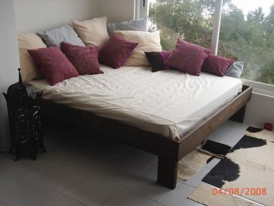 Reciclaje on pinterest google pallets and mesas for Reciclar una cama de madera