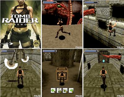 tomb raider underworld psp game download