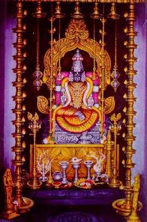 Lalitambika god image
