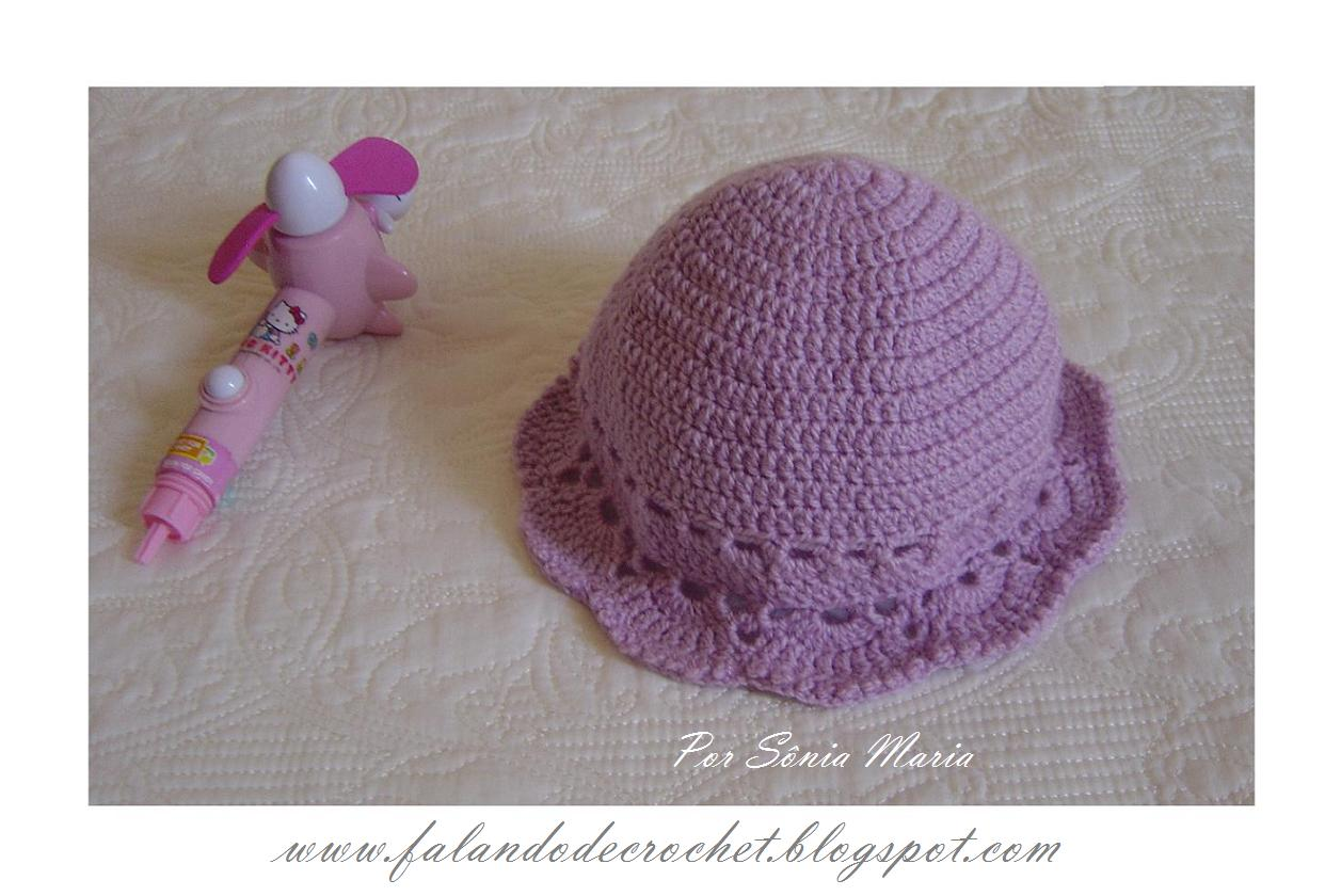 Gorros En Crochet Para Bebe