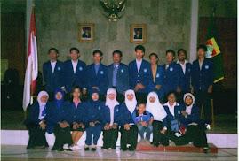 Tim Ekspedisi Suku Anak Dalam Sumsel 2005