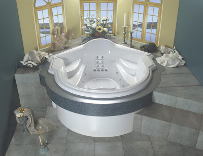 Aquarius Airbath for Modren Bathroom Design