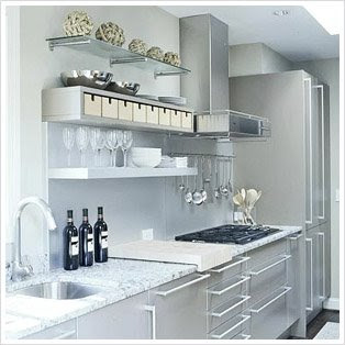 European Style Kitchen