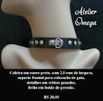 Acessórios - Coleira 16 - Atelier Omega