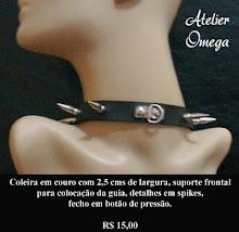 Acessórios - Coleira 1 - Atelier Omega