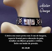 Acessórios - Coleira 8 - Atelier Omega