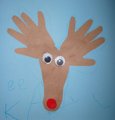 Homemaking fun easy reindeer crafts for Reindeer project