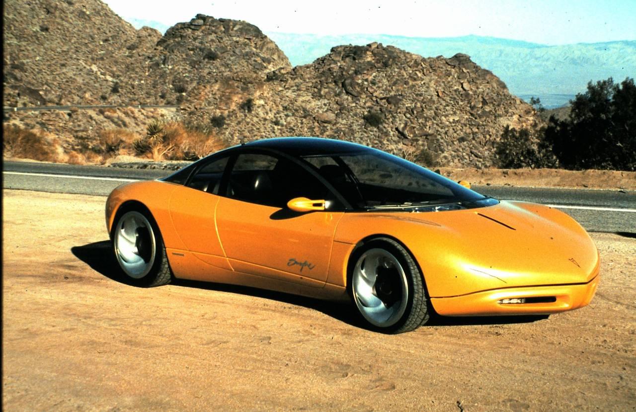 Pontiac Sunfire Concept Car