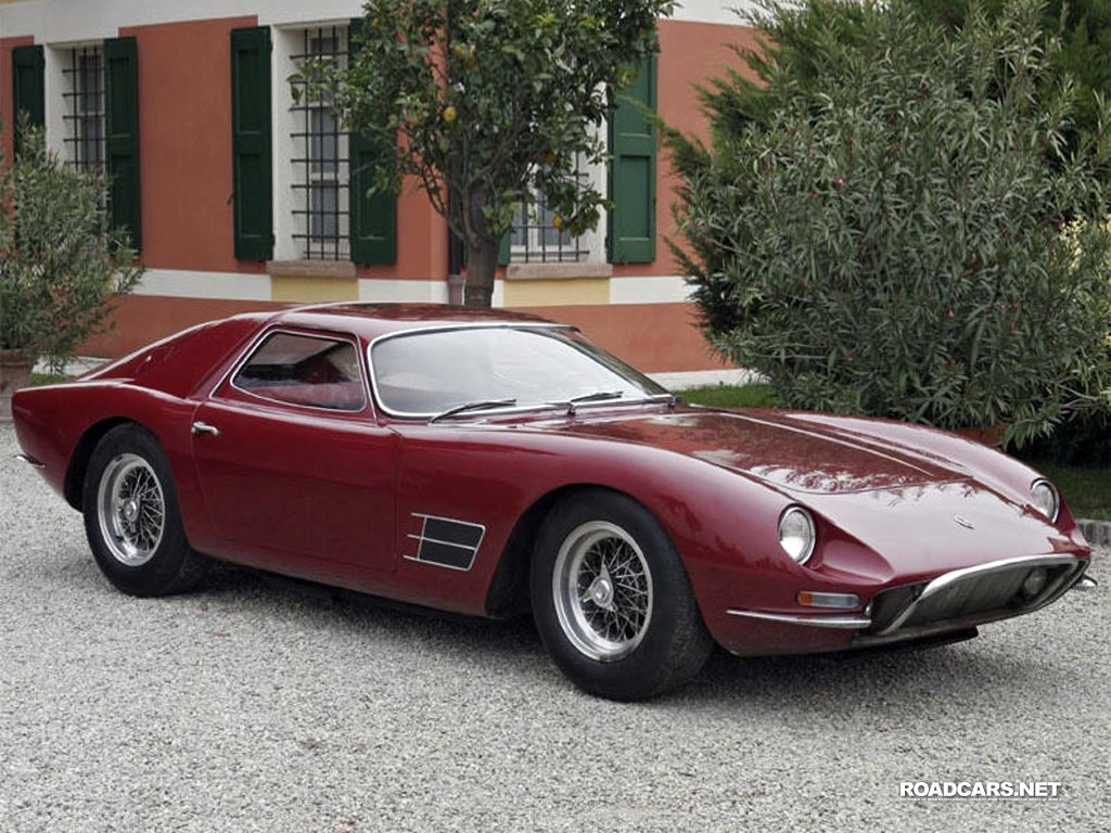 '66 Lamborghini 400GT Monza