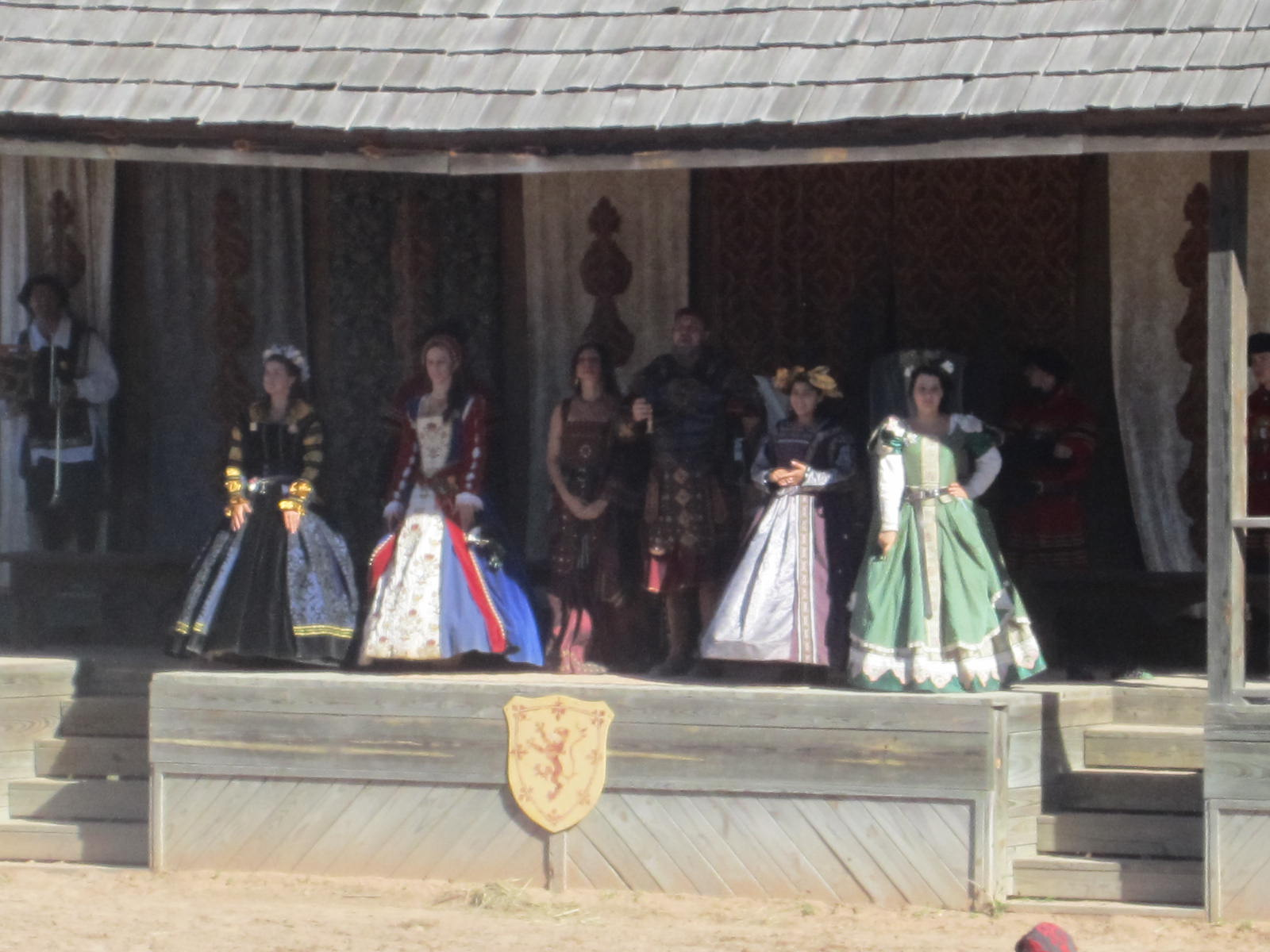 Where Is Brandy Renaissance Festival With Aunt B 1 And
