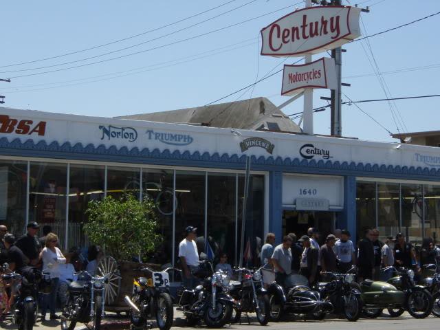 Century Motorcycles
