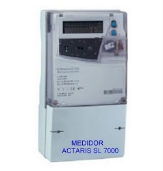 Medidor Actaris SL-7000