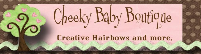Cheeky Baby Boutique