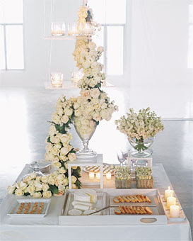 Winter Wedding Reception Decoration Ideas