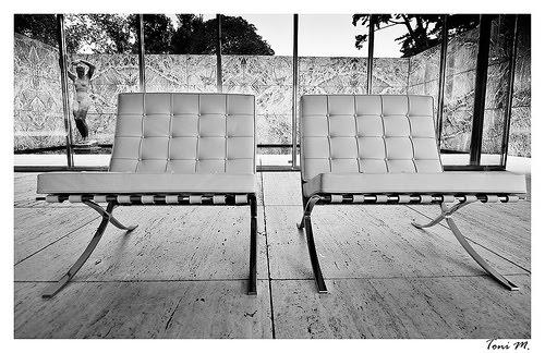 Todo sobre arquitectura abril 2010 - Silla barcelona mies van der rohe ...