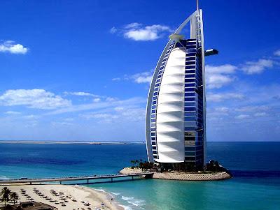 BURJ AL ARAB THE SYMBOL OF DUBAI