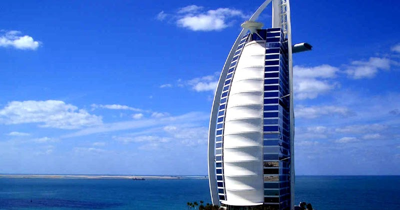 My architectural moleskine burj al arab the symbol of dubai for K porte inn hotel dubai