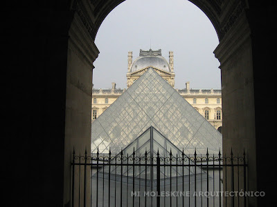 ... The Louvre Pyramid Has Become A Place Where Contemporary Architectural  Landscape Of Paris In The Collective Memory Of Paris And Even In  Literature, ...