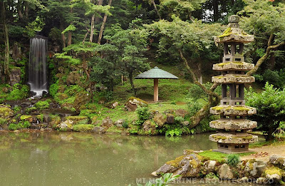 Mi moleskine arquitect nico jardines japoneses kenrokuen for Estanques japoneses jardin