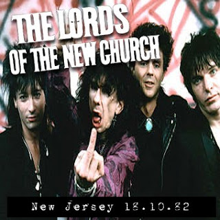 Lords of the New Church - Live 1982