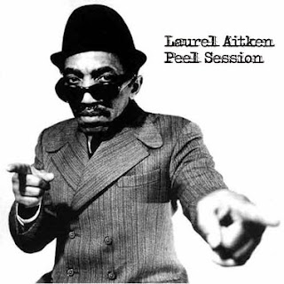 Laurel Aitken and The ruts - Peel Session repost