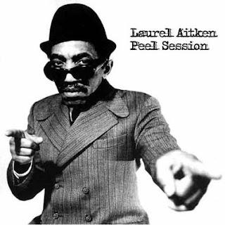 Laurel Aitken and The ruts - Peel Session repost