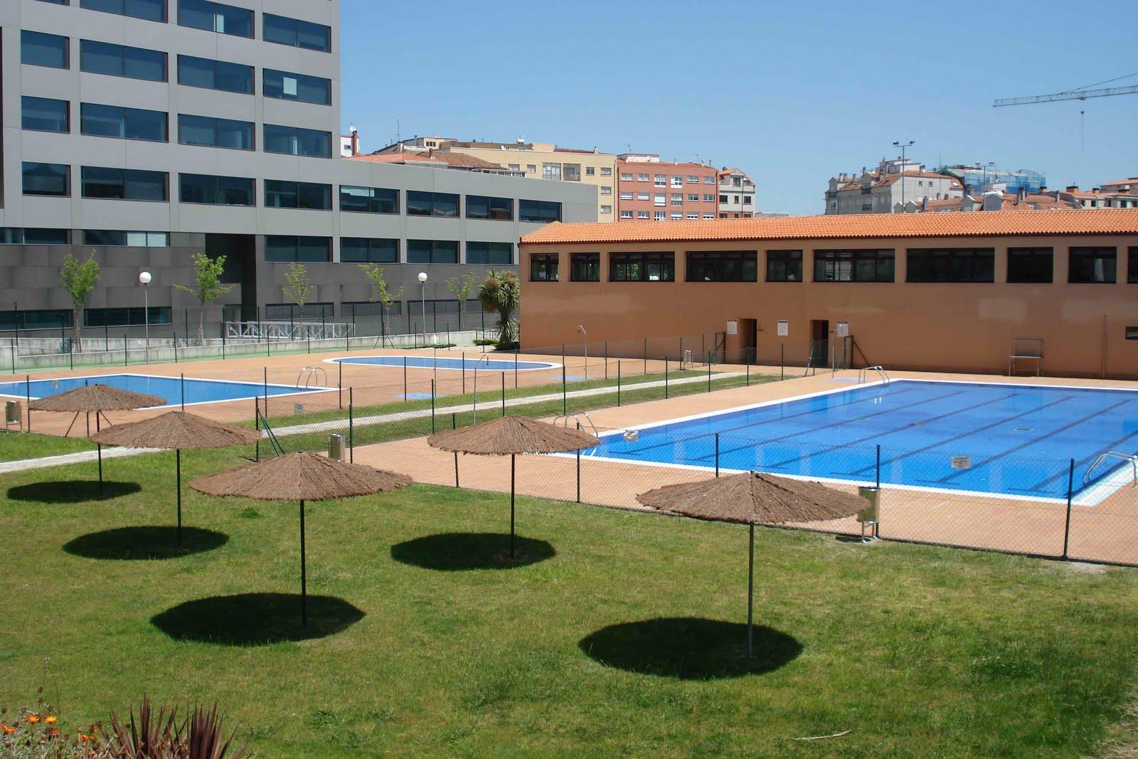 Club nataci n pontevedra campus actividades acu ticas for Piscina campolongo
