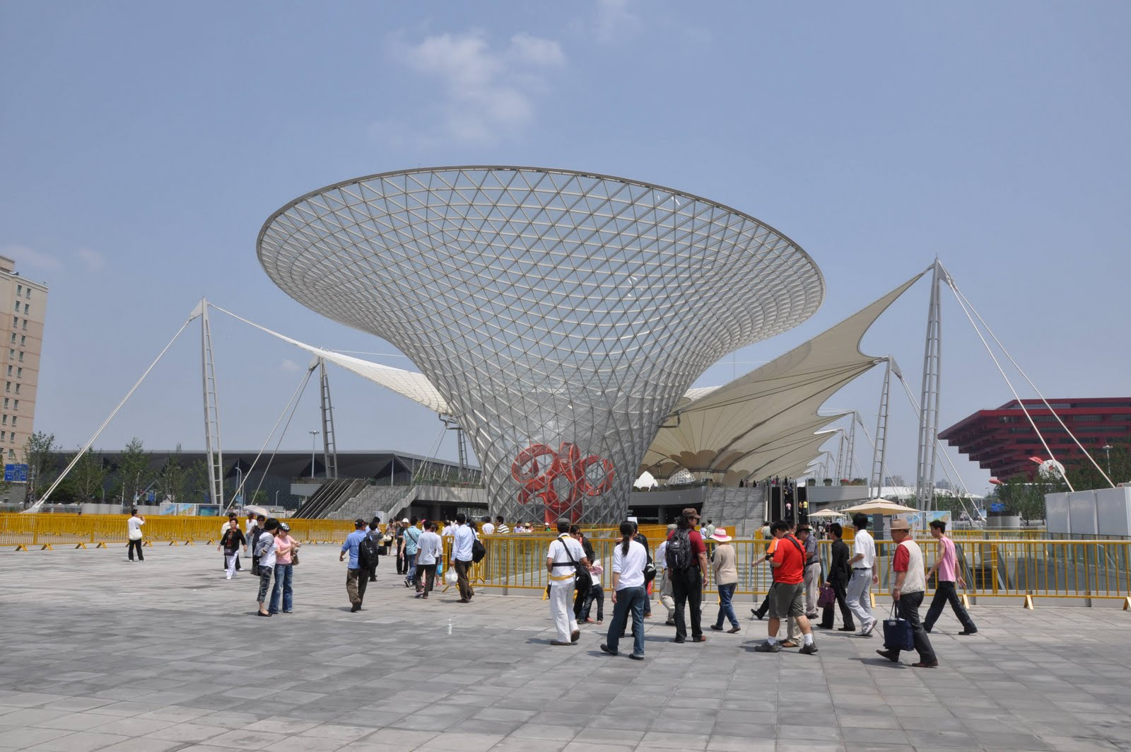 Shanghai - Quick Tips on Visiting World Expo 2010