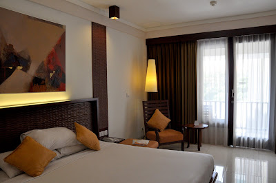 at a quieter corner of Kuta on Jalan Kartika Plaza Beaches in Bali: The Rani Hotel together with Spa Kuta Bali
