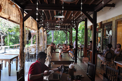 s Warung is 1 of the around famous Republic of Indonesia  Beaches in Bali: Made's Warung Kuta Bali