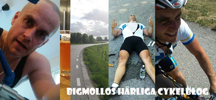 Bigmollos hrliga cykelblog.