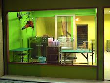 櫥窗美容室~過程看的見