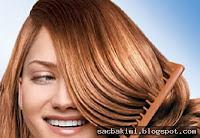 Saçınızı Doğal Yollarla Uzatın
