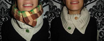 Cuello beige y a cuadros de Nea- Mayo 10