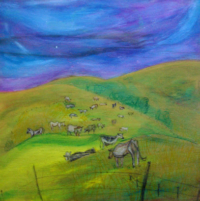 Vacas Sibaté-Noviembre 09