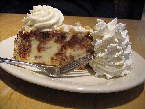 Carrot Cake Cheesecake Cheesecake Factory Recipe