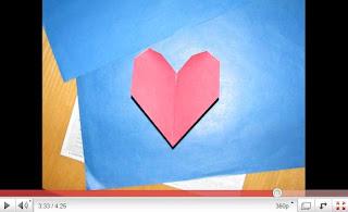 Оригами - Бьющееся сердце